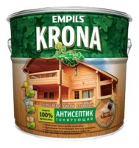 Impregnantas Empils Krona bespalvis 2,4 ltr.