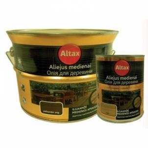 Impregnantas aliejus ALTAXIN angliškas palisanderis 2,5 ltr.