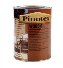 Impregnantas alyva Pinotex wood oil tikas 1ltr