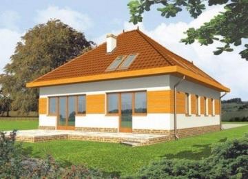 Individualaus namo projektas 'Agnetė'