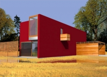 Individualaus namo projektas 'Alas'