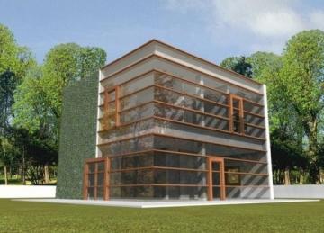 Individualaus namo projektas 'Aleksandras'