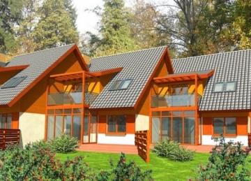 Individualaus namo projektas 'Alma'