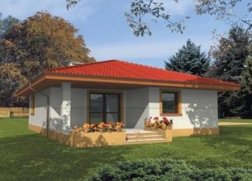 Individualaus namo projektas 'Amelė'