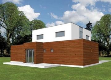Individualaus namo projektas 'Aronas'