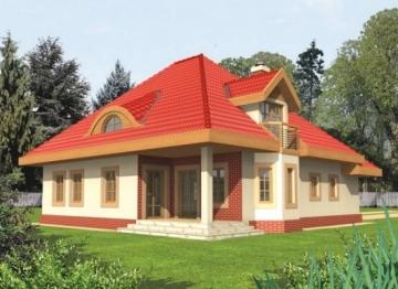 Individualaus namo projektas 'Aurelija'