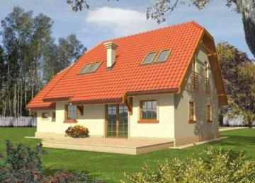 Individualaus namo projektas 'Benita'
