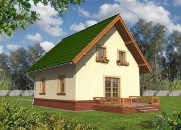 Individualaus namo projektas Birutė