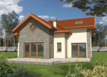 Individualaus namo projektas 'Bolemira'