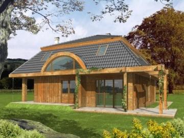 Individual house project 'Celestina'
