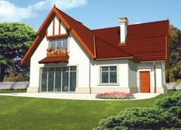 Individual house project 'Dalia'