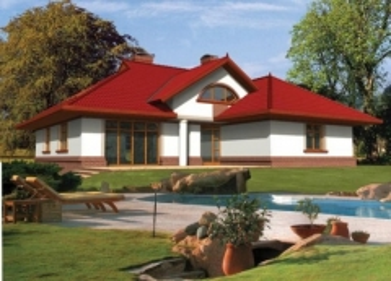 Individualaus namo projektas 'Dana'