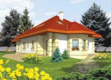 Individualaus namo projektas 'Dona'