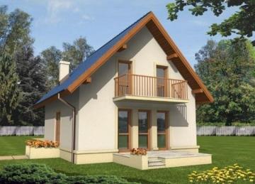 Individualaus namo projektas Dorota