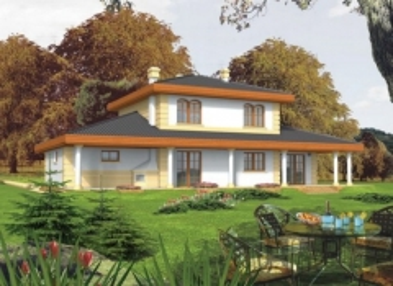 Individualaus namo projektas 'Eleonora'