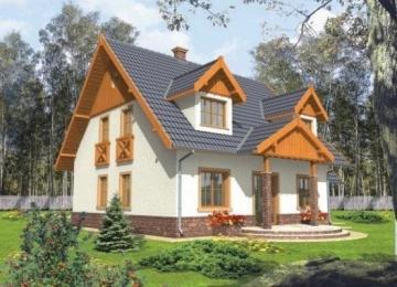 Individualaus namo projektas 'Eulalė'