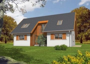 Individualaus namo projektas 'Euzebija'