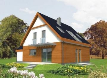 Individualaus namo projektas 'Fabricija'