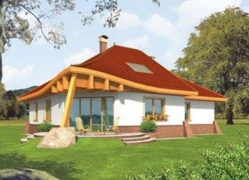 Individualaus namo projektas 'Fidė'