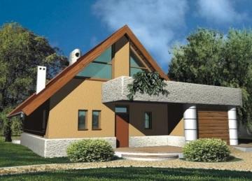 Individualaus namo projektas 'Fredas'