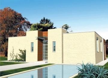 Individualaus namo projektas 'Fridrikas' Modernūs namai