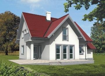 Individualaus namo projektas 'Gražina'