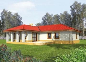 Individualaus namo projektas 'Helė'