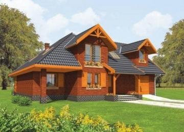 Individualaus namo projektas 'Ilma G1'