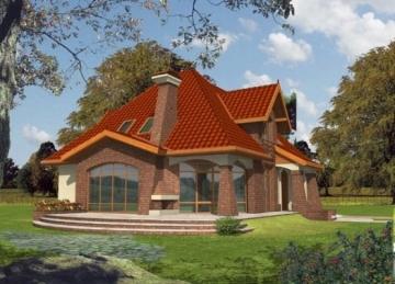 Individualaus namo projektas 'Ilona'