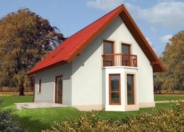 Individualaus namo projektas 'Irena'