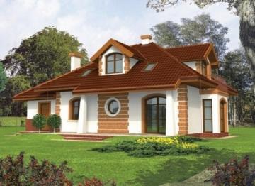 Individualaus namo projektas 'Iva'