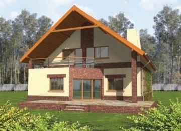 Individualaus namo projektas 'Jogailė'