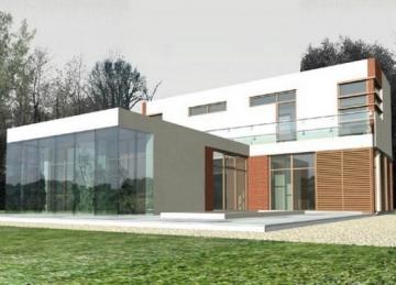 Individualaus namo projektas 'Jonas'