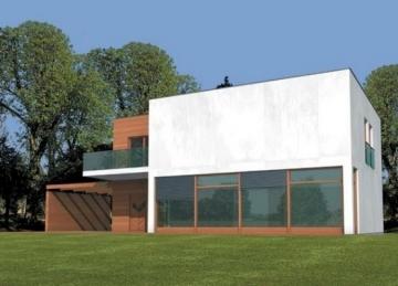 Individualaus namo projektas 'Kajus'