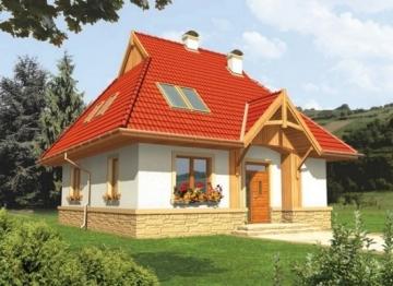 Individualaus namo projektas 'Karina'