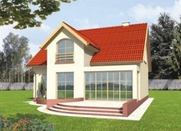 Individualaus namo projektas 'Kleopatra'