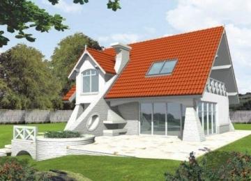 Individualaus namo projektas 'Konstancija'