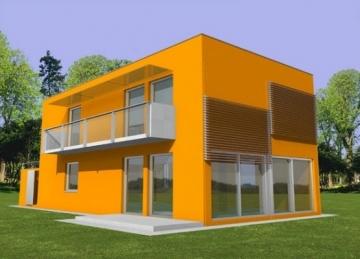 Individualaus namo projektas 'Kristupas'
