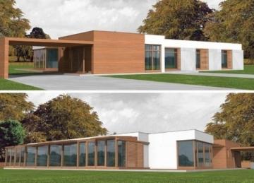 Individualaus namo projektas 'Leonas'