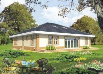 Individual house project 'Linda'
