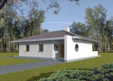 Individualaus namo projektas 'Lolita'