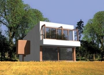 Individualaus namo projektas 'Lukas'