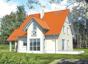 Individual house project 'Luminata'