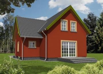 Individualaus namo projektas 'Malvina'