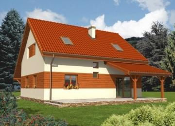 Individualaus namo projektas 'Mantė'