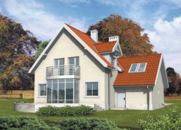 Individualaus namo projektas 'Marija II'