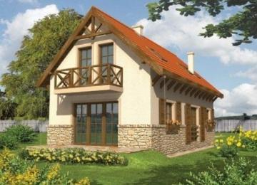 Individualaus namo projektas 'Marika'