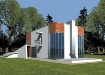 Individualaus namo projektas 'Marius'