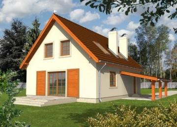 Individualaus namo projektas Martyna