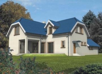 Individual house project 'Mažena II'